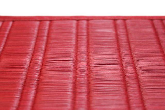 福岡産のいぐさラグ 掛川織り