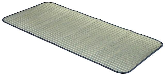 寝茣蓙 国産 掛川織り 全体画像