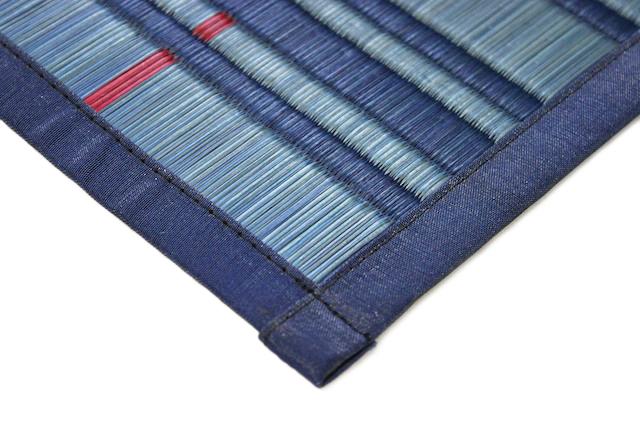 掛川織り 国産い草ラグ
