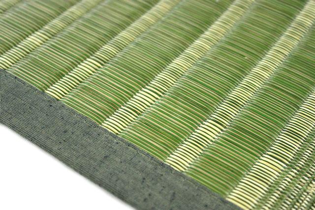 国産 掛川織りのい草ラグ