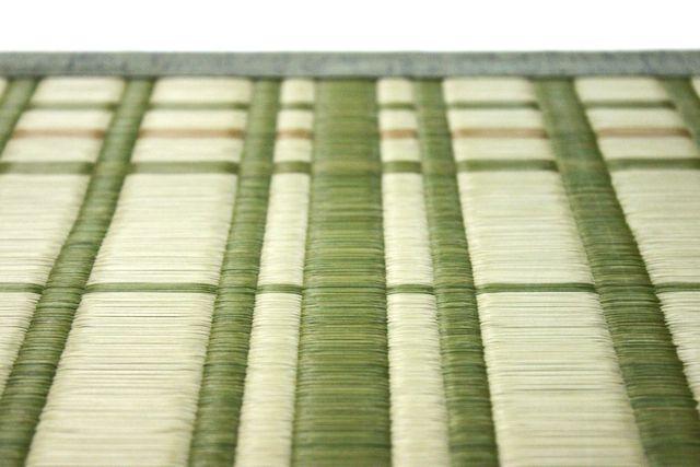 国産い草100%の掛川織